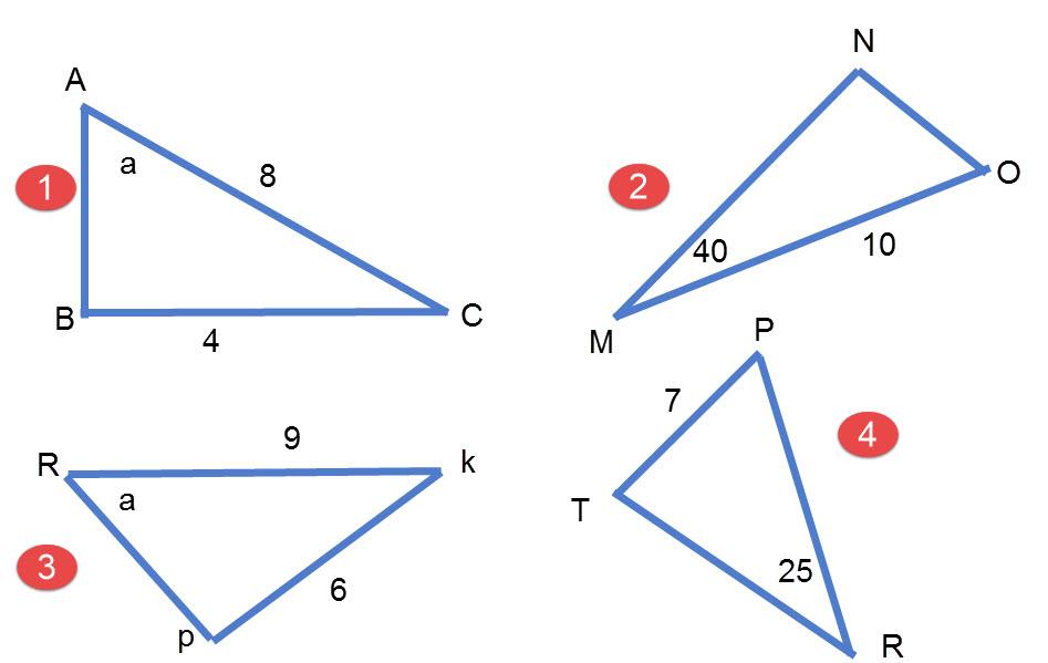 חישוב זוויות וצלעות בעזרת פונקציית הסינוס