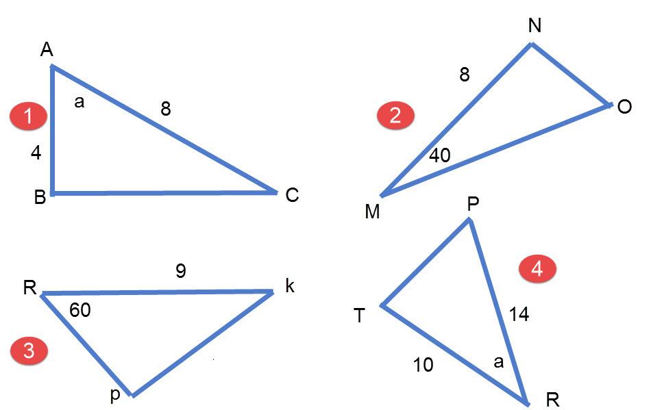 ביצוע חישובים בעזרת פונקציית הקוסינוס