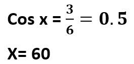 פתרון התרגיל x=60