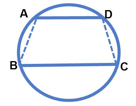 אם AD מקביל ל- BC אז AB = CD