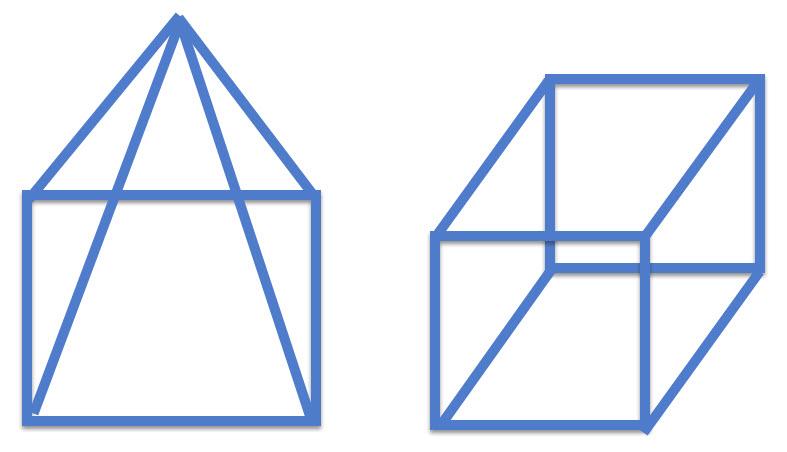 תיבה ופירמידה