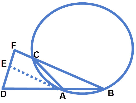 שרטוט התרגיל בגיאומטריה. חורף 2016 4 יחידות