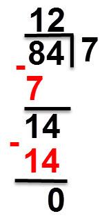 84:7 =12