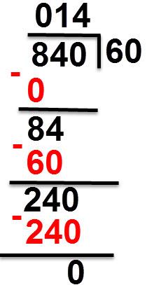 840:60 = 14