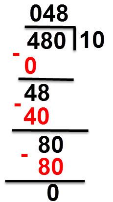 480:10 = 48