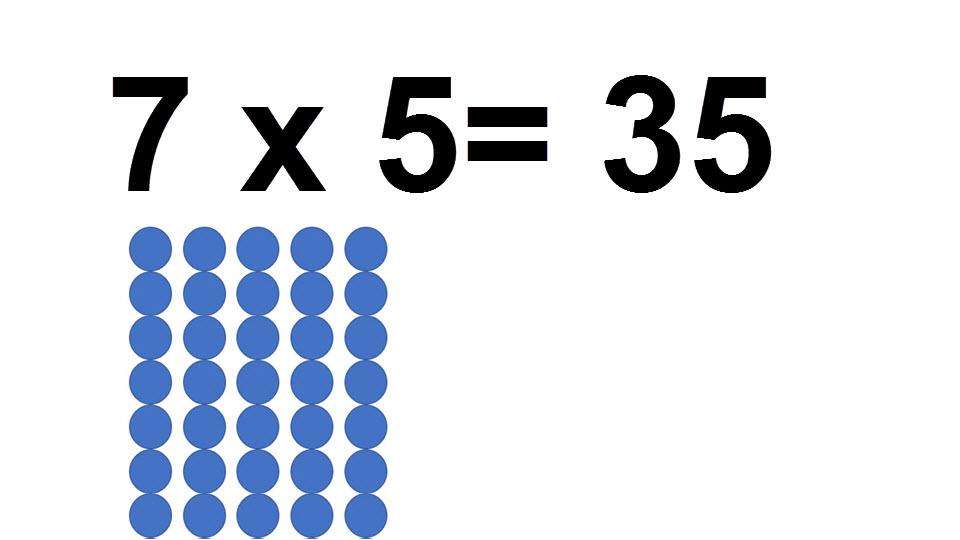 35 = 5 * 7