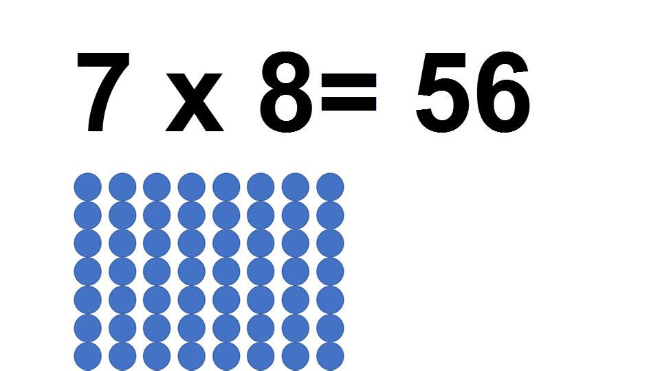 56 = 8 * 7