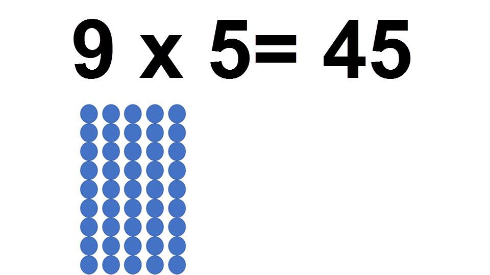 45 = 5 * 9